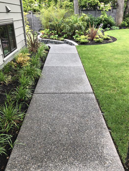 Prefessionally designed walkways